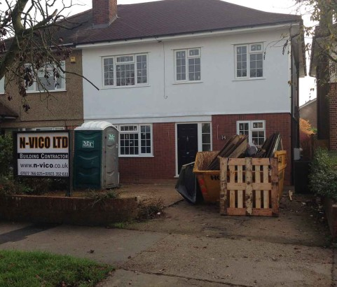 House Extensions in St Albans
